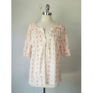 Anthropologie LEITH Top SIZE LARGE
